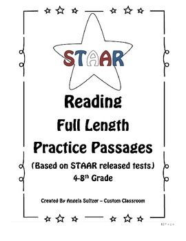 image regarding 3rd Grade Reading Practice Test Printable called Pin upon Tailor made Clroom Suggestions!
