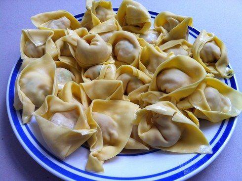 Jiaozi (Dumplings) (The Hungry Australian)