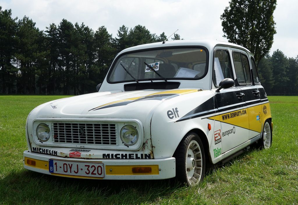 70s r4 sport called renault passion pinterest renault 4