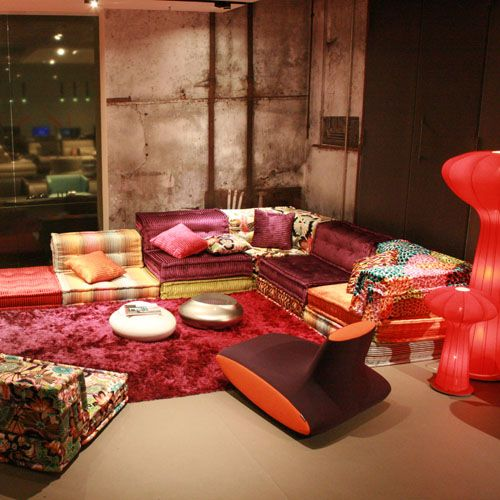 Fashion For Home München roche bobois in berlin und münchen showroom pillows and house