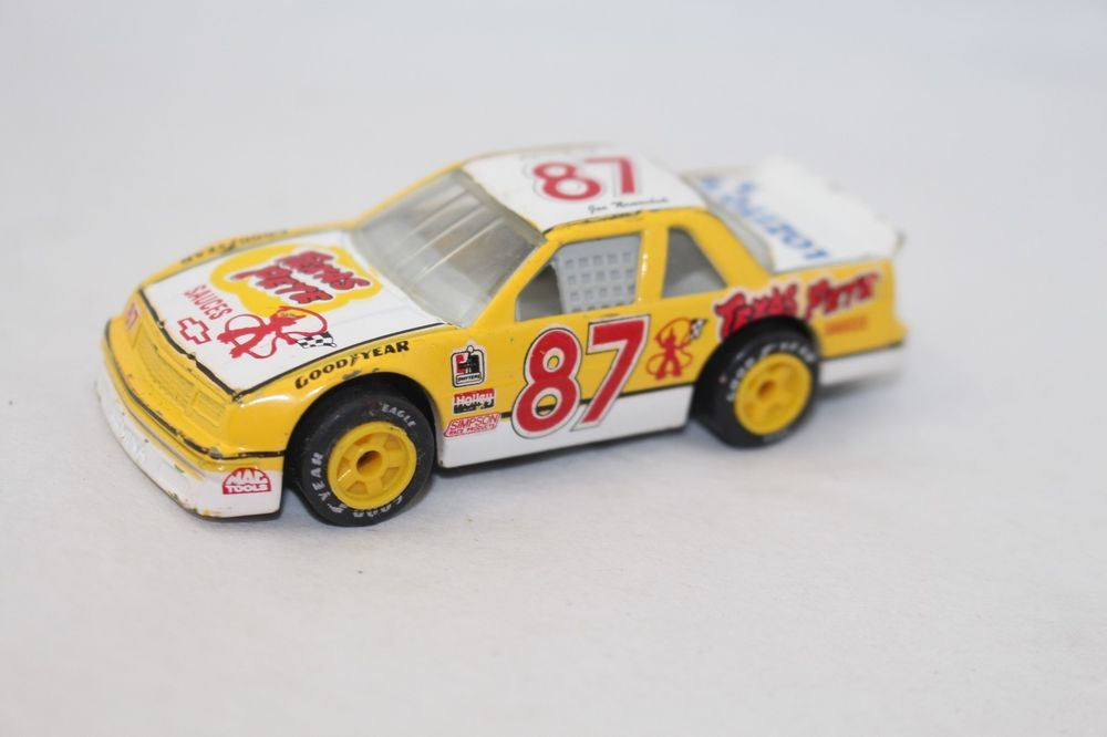 Matchbox 87 Texas Pete Sauces Chevrolet Lumina Loose Nascar