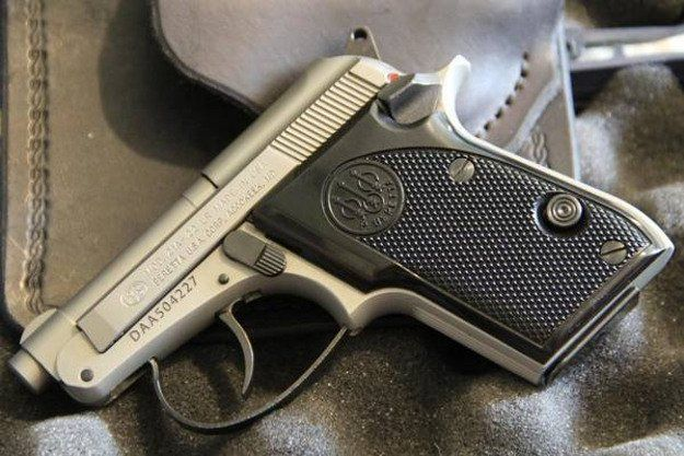 Beretta 21A Bobcat: The Best Mouse Gun | Survival Guns