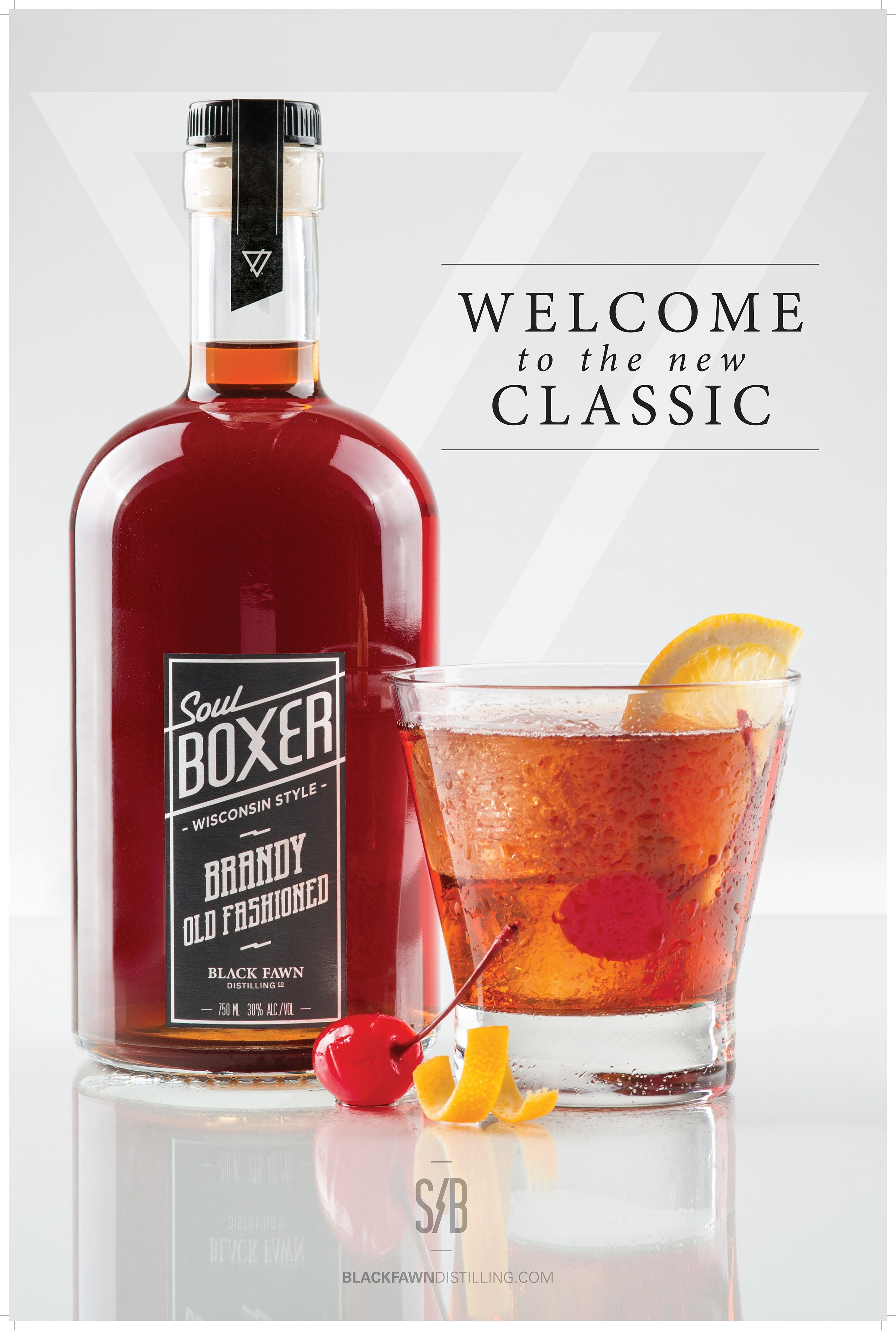 Pin On Soulboxer Brandy Old Fashioned