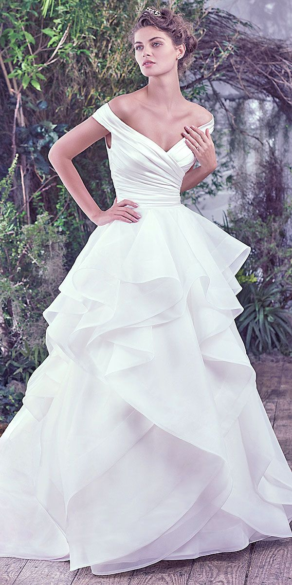 Must See Maggie Sottero Lisette Bridal Collection More Http Www