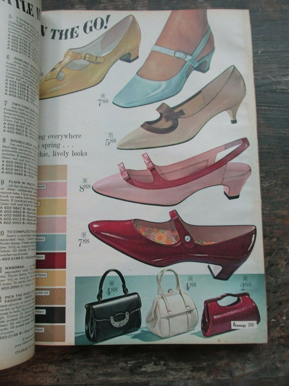 JCPenney Spring and Summer 1967 7 in 2020
