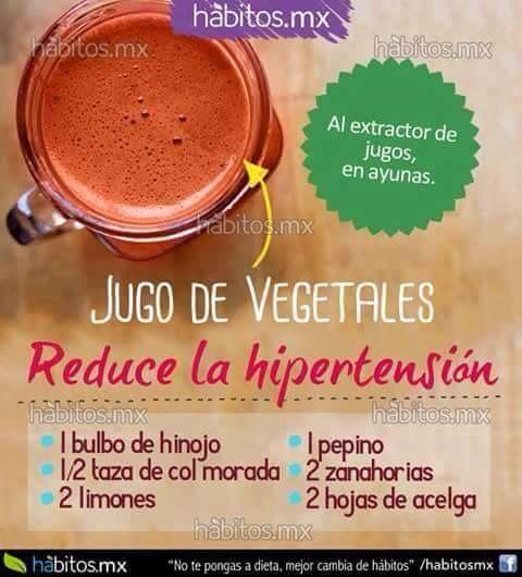 Para la hipertensión