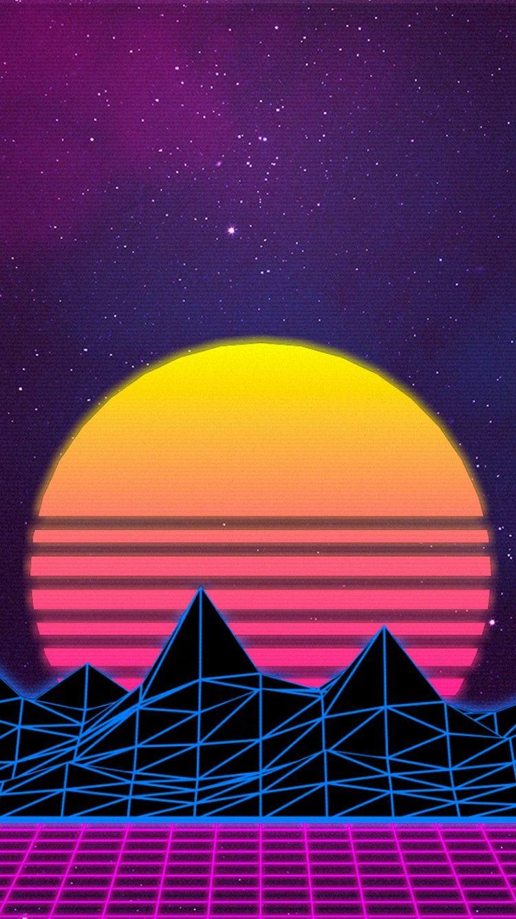 Fall Pixel Art Iphone Wallpaper Pin By Nathan Schielke On Vaporwave Outrun Vaporwave