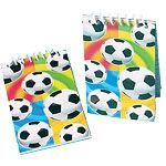 Fodbold notesblok