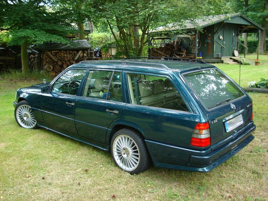 Mercedes benz e36 amg wagon w124 mercedes benz benz and for Mercedes benz w124 tuning