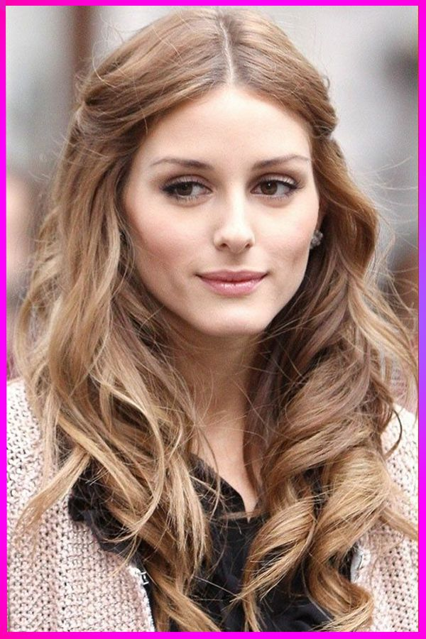 Hottest Long Layered Wavy Hairstyles for Womens with Round ...