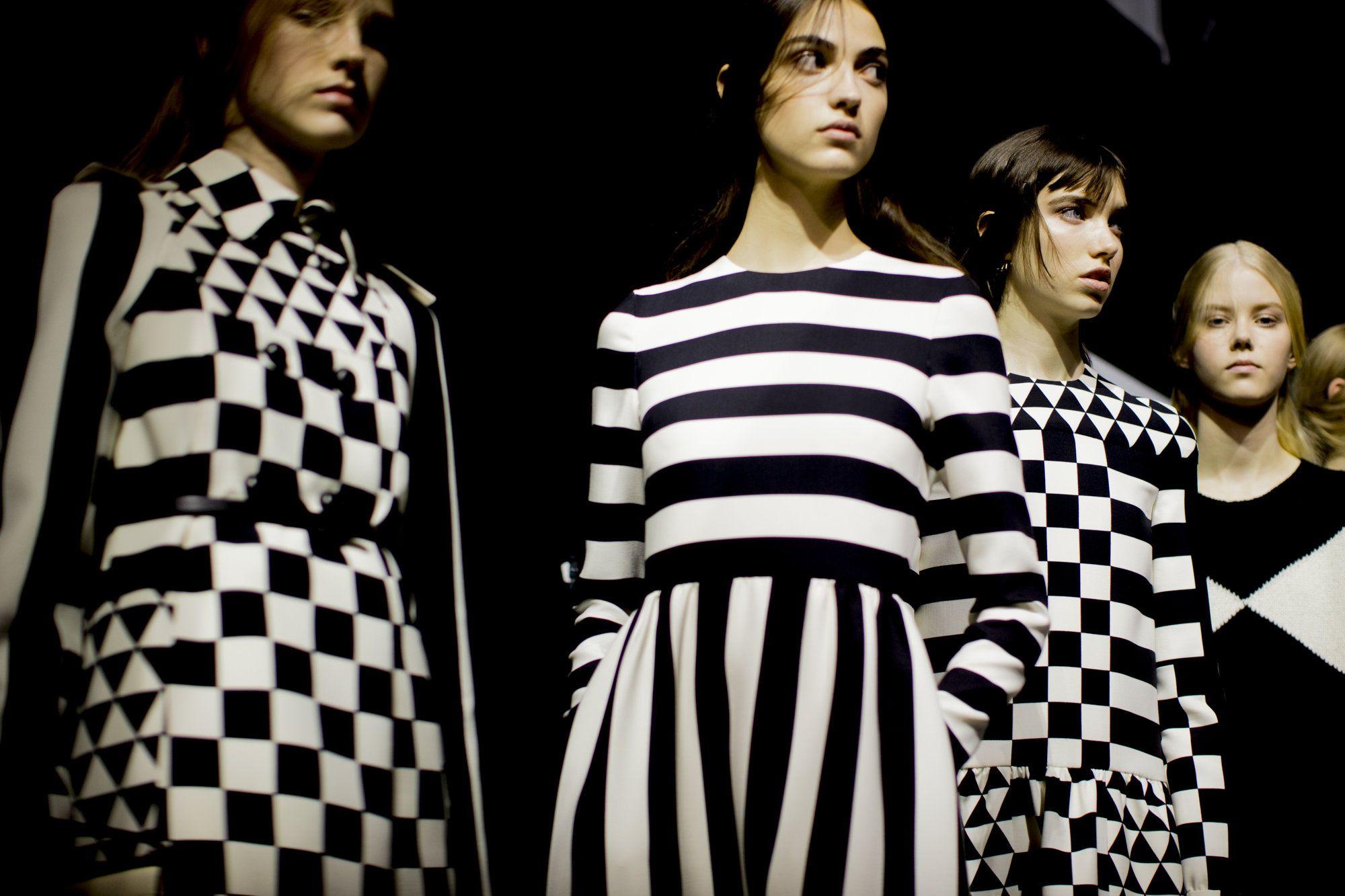 Valentino Fall 2015 RTW Backstage – Vogue