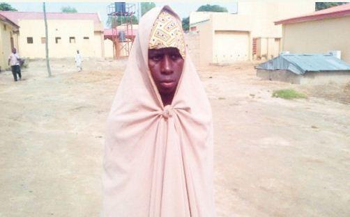 How a 15 year old boy in Zamfara disguised as Girl