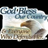 God Bless Our Country & Every Who Defends Her  T-Shirt Unisex Mens Womens S-5XL Traditional Values Tees by TimeofReason on Etsy