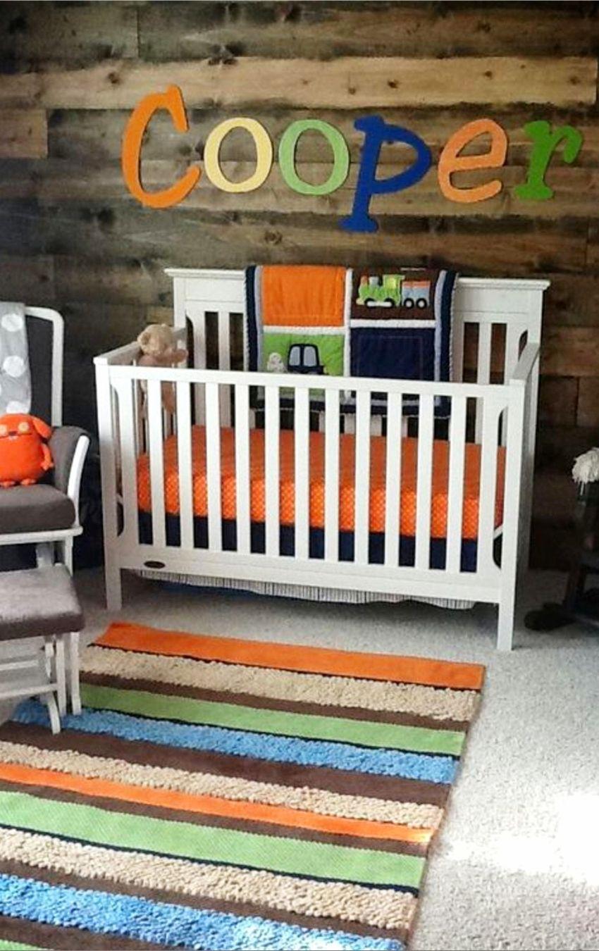 Baby Boy Nursery Themes   Rustic Baby Nurseries And Nursery Decor Ideas