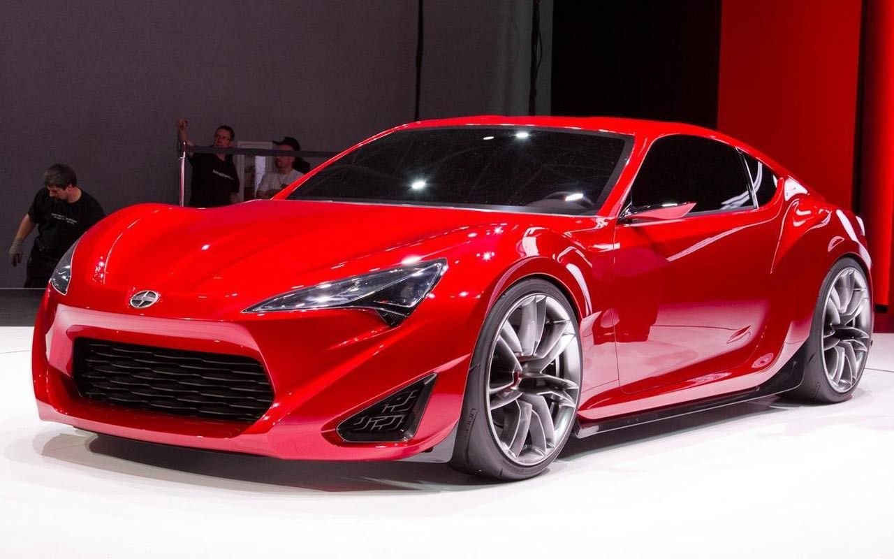 2018 scion frs release