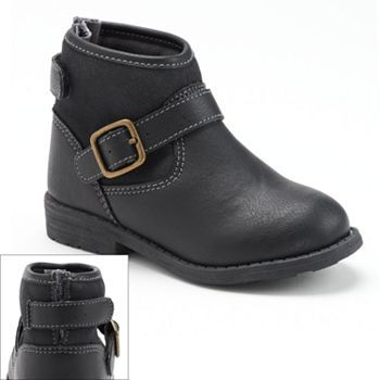 Carter's Reagan Toddler Girls' Ankle Boots