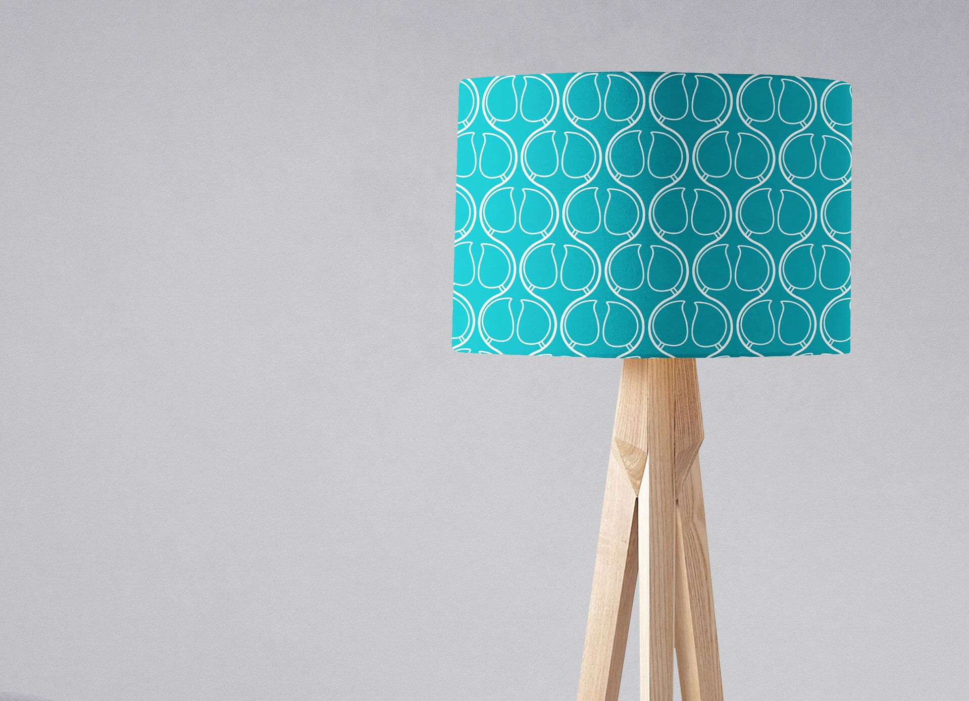 Turquoise Lampshade Light Shade Lighting Blue Table Lamp Home Etsy Large Floor Lamp Blue Table Lamp Small Bedside Lamps