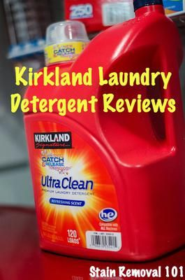 Kirkland Laundry Detergent Reviews Brand Sold At Costco