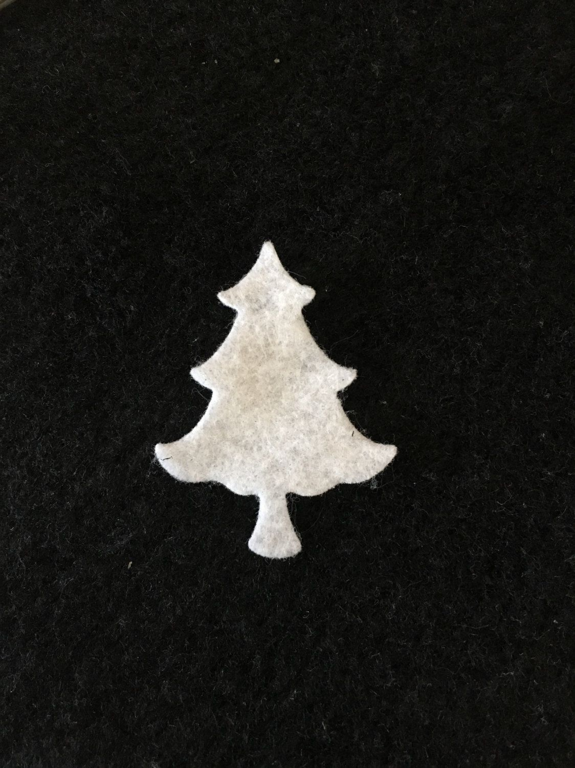 Felt Christmas Tree Shape for Wax Dipping-DIY Kits for Independent…