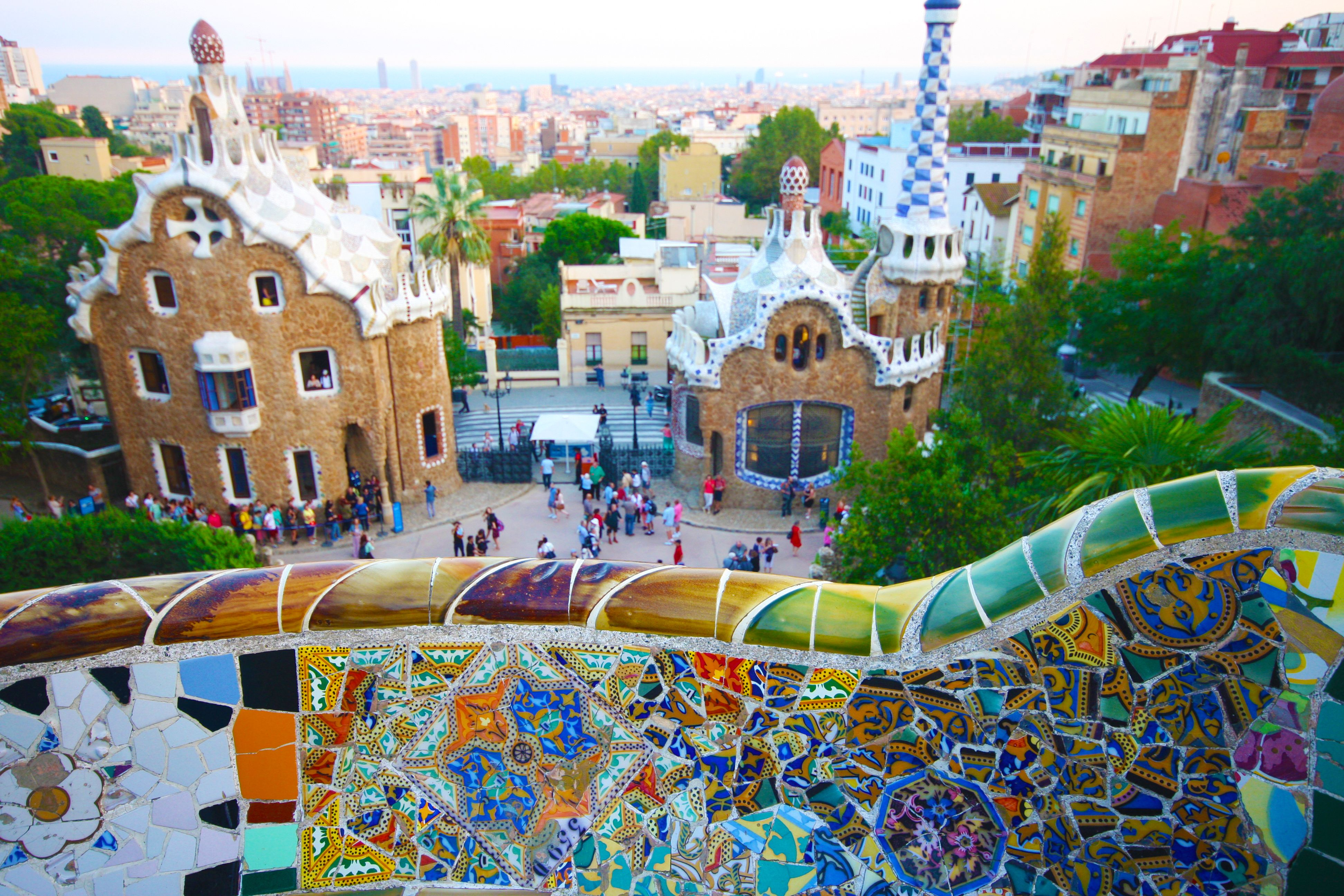 Dont Miss Parc Guell Barcelonas Wonderland In Photos