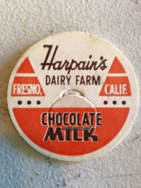I remember... Best chocolate milk EVER... Fresno, California