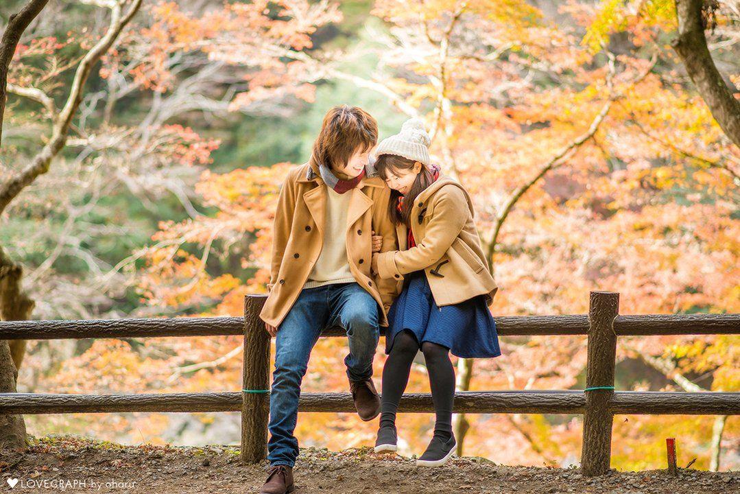 """Lovegraph[ラブグラフ] on Twitter: """"秋のデートを想像したら、うきうきしてしまいますね♩ 気候もよく、おしゃれもますます楽しくなるこの季節、ふたりで素敵な写真に残してみては? https://t.co/PnYIxYvfyH https://t.co/FvxjNdiJSi"""""""