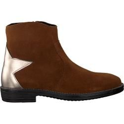 Photo of Apples & Pears ankle boots Elga Cognac girls
