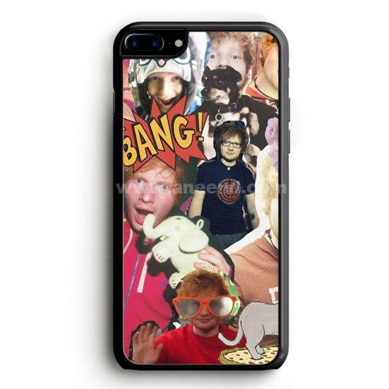 Ed Sheeran Cartoon iPhone 7 Plus Case | aneend