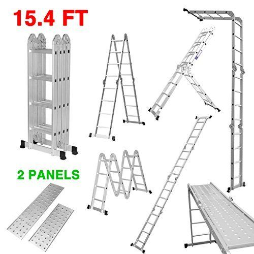Pin By Compare Prices On New Products December 2016 B Folding Ladder Multi Purpose Ladder Locking Hinge