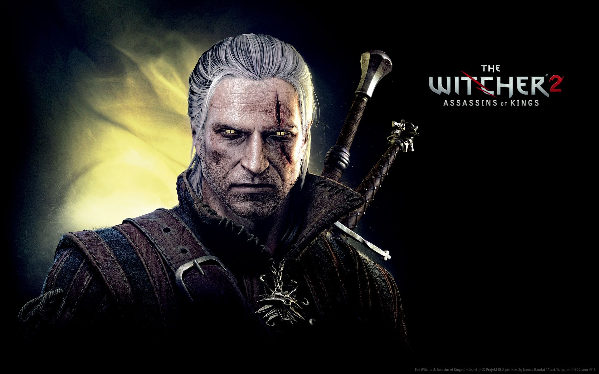 The Witcher 2 Assassins of Kings The witcher, Witcher 2