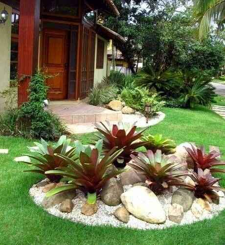 Pin de victoria wahl en garden pinterest casa de for Casas diseno jardines tropicales