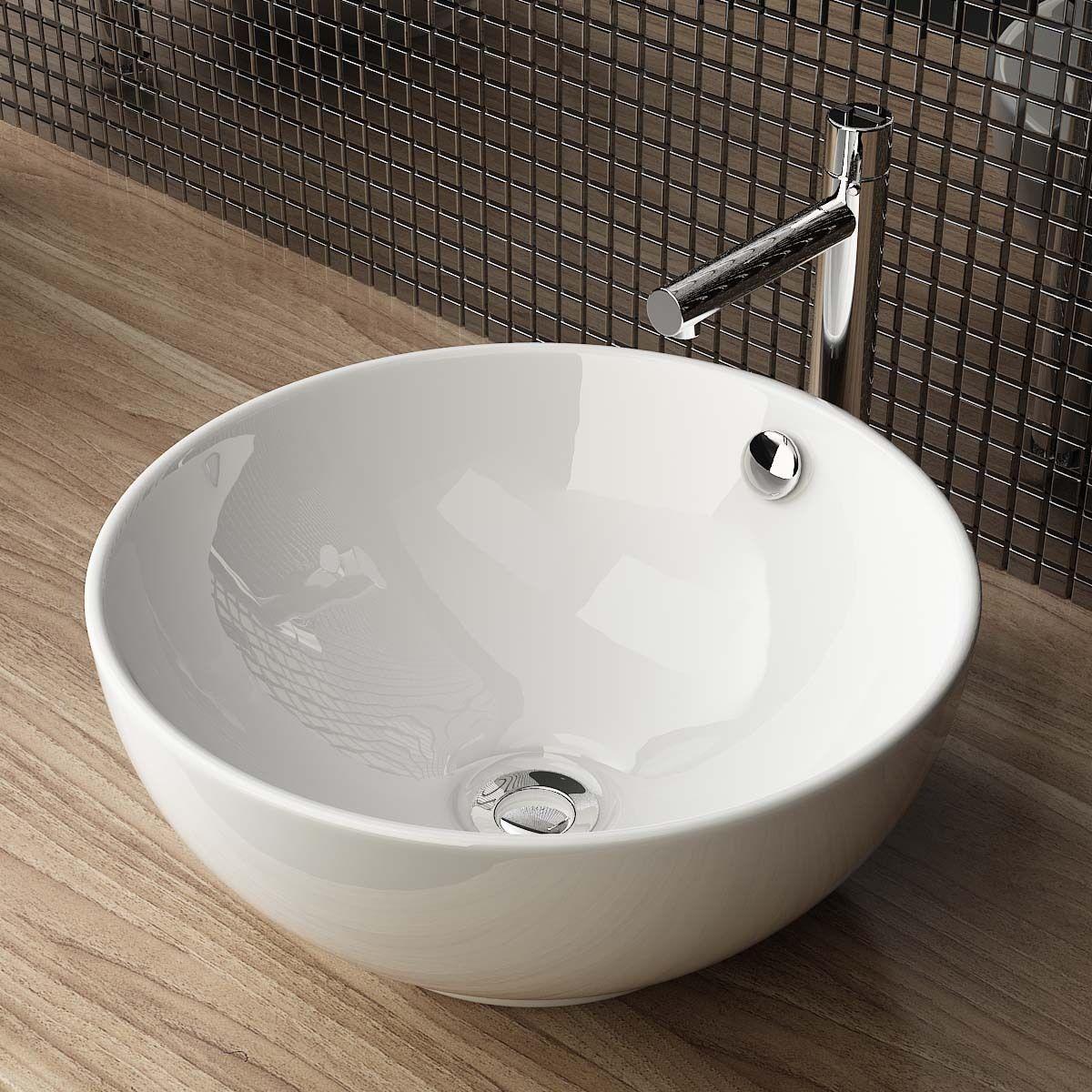 Keramik Design Waschschale Waschbecken Tisch Aufsatzbecken Waschplatz Top A87 Ebay Waschbecken Aufsatzwaschbecken Waschschale