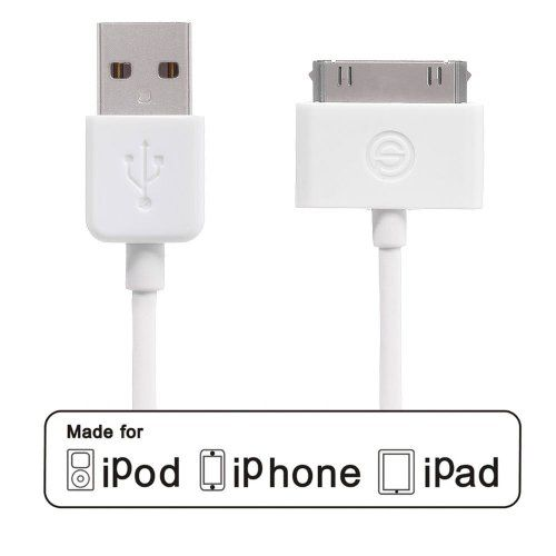 Official Genuine Apple iPod Touch 4th 3rd Generation 4G 3G 2G Charger USB Cable