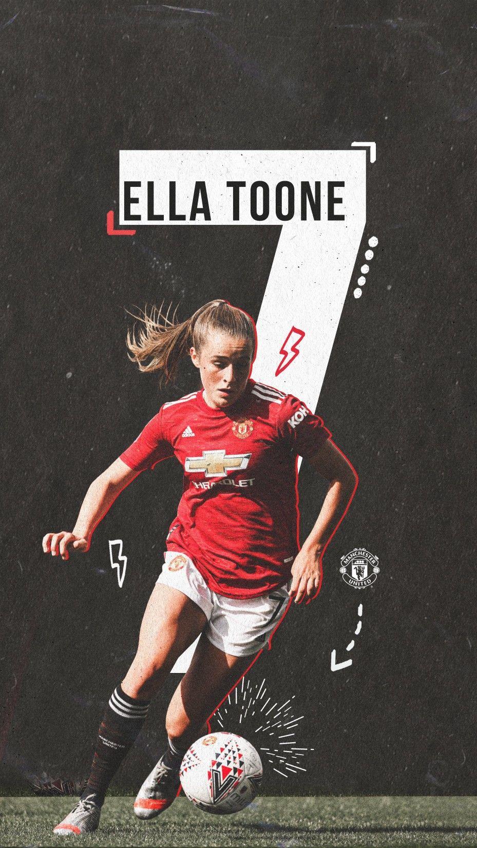 Ella Toone Wallpaper Female Soccer Players Womens Football Womens Soccer