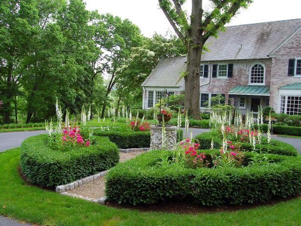 Semi Circle Garden Hardscape Dream Garden Patio Garden
