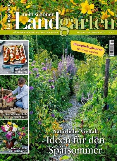 Ich Mochte Dir Die Zeitschrift Mein Schoner Landgarten Epaper Empfehlen Plants Magazine