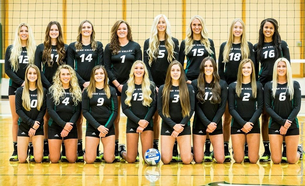 Uvu Volleyball Opens Its 2015 Campaign Friday In Malibu Volleyball Team Photos Volleyball News Volleyball Team