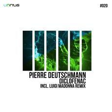 Pierre  Deutschmann - Diclofenac - http://www.electrobuzz.fm/2015/12/20/pierre-deutschmann-diclofenac/