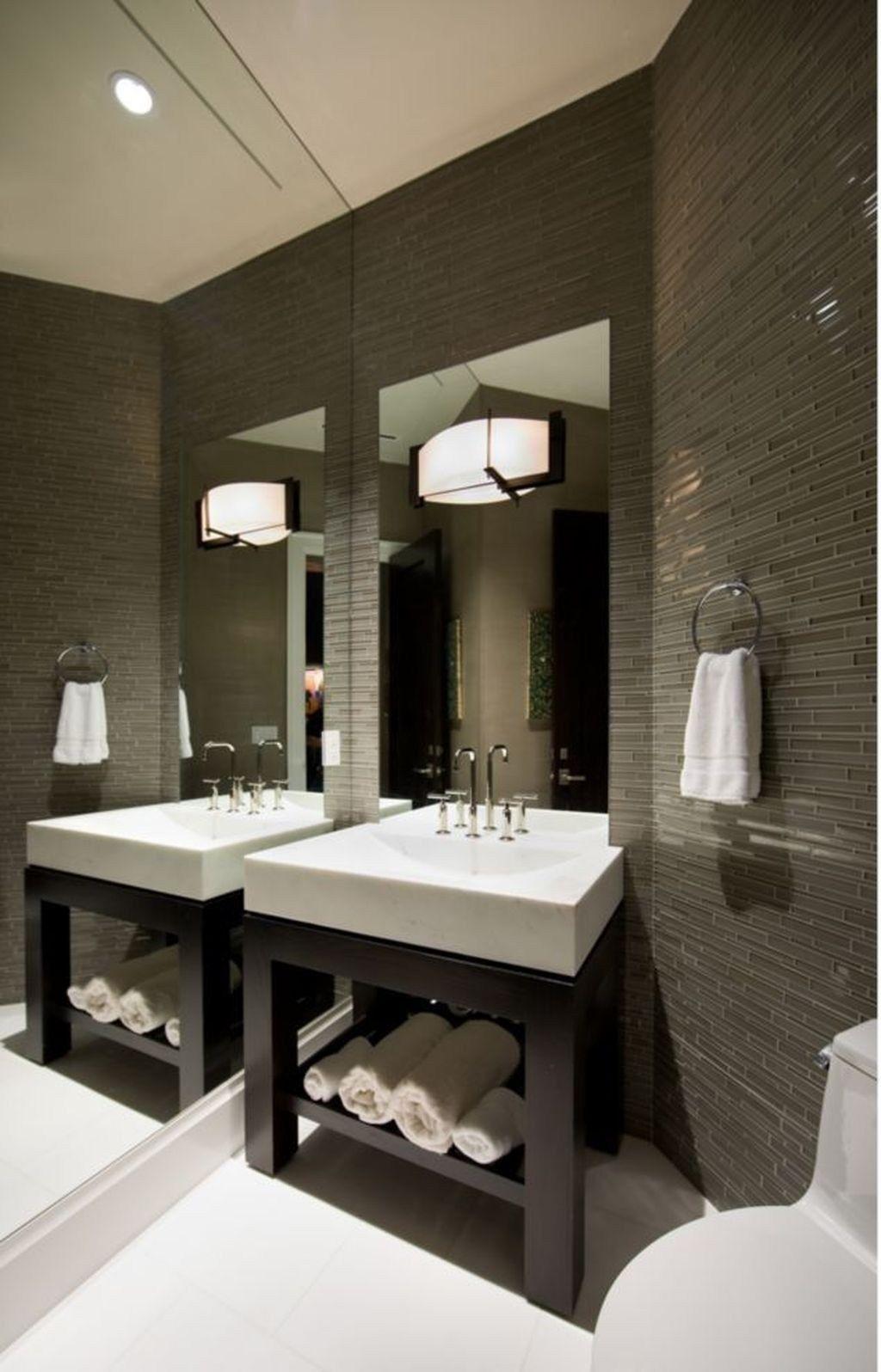 38 Cozy Small Office Bathroom Designs Ideas Office Bathroom