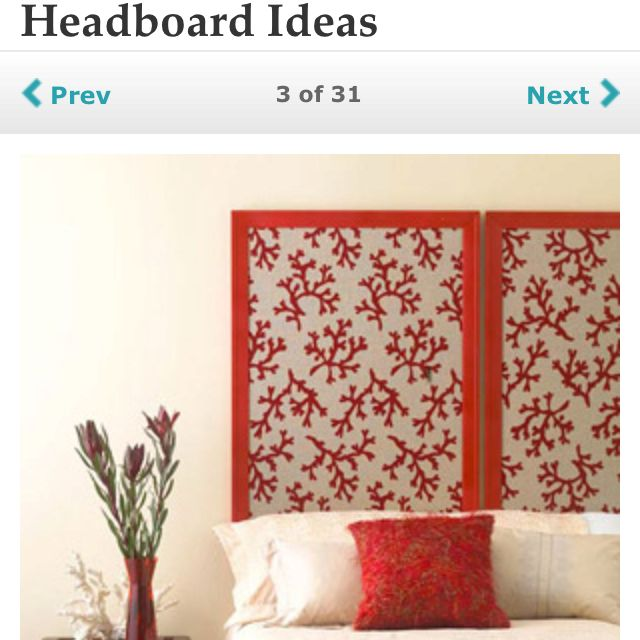 Headboard for guest room?