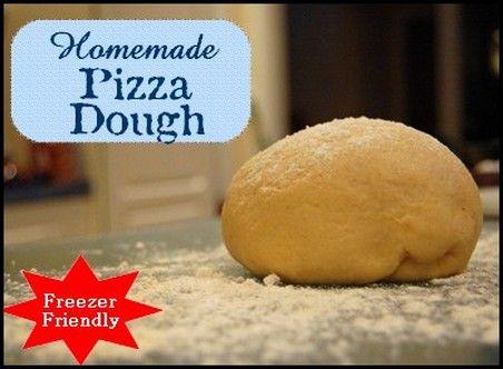 Pizza Dough  http://www.momspantrykitchen.com/pizza-dough.html