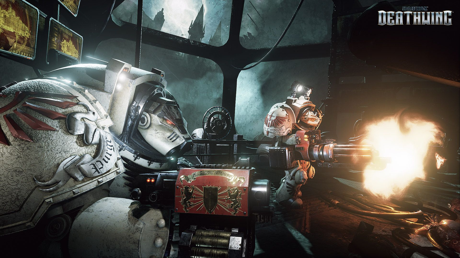Space Hulk Deathwing Launch Trailer Check More At Https Www Spieletester De Watch Space Hulk Deathwing Launch Trailer