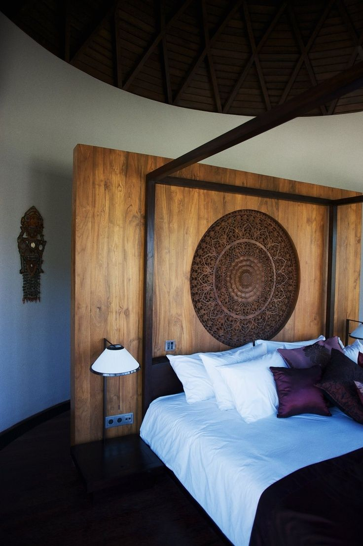 tropical decorations on bed tropical homes bali tropical.htm mandala built into false wall modern bedroom design  bedroom  mandala built into false wall modern