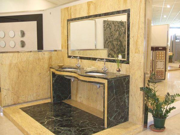 Arredo bagno in marmo showroom showroom grammichele