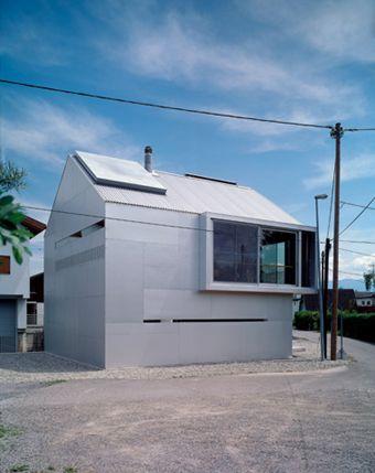 Architekten bootshaus architektur - Mars architekten ...