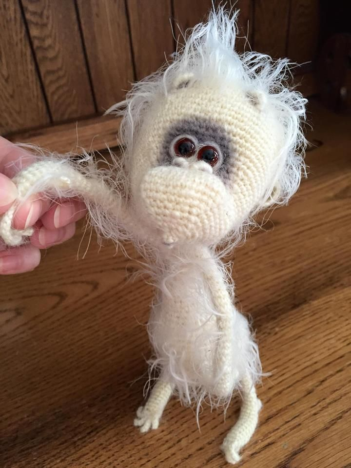 Mimi the baby Monkey, amigurumi, baby monkey amigurumi, handmade ... | 960x720