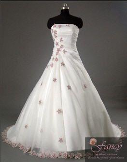 Scarlett Purple And White Wedding Dress In 2020 Wedding Dress