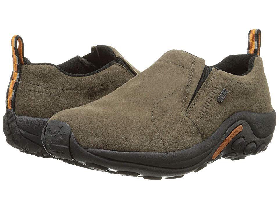 a304e1f556 Merrell Jungle Moc Waterproof Men's Shoes Gunsmoke in 2019 ...