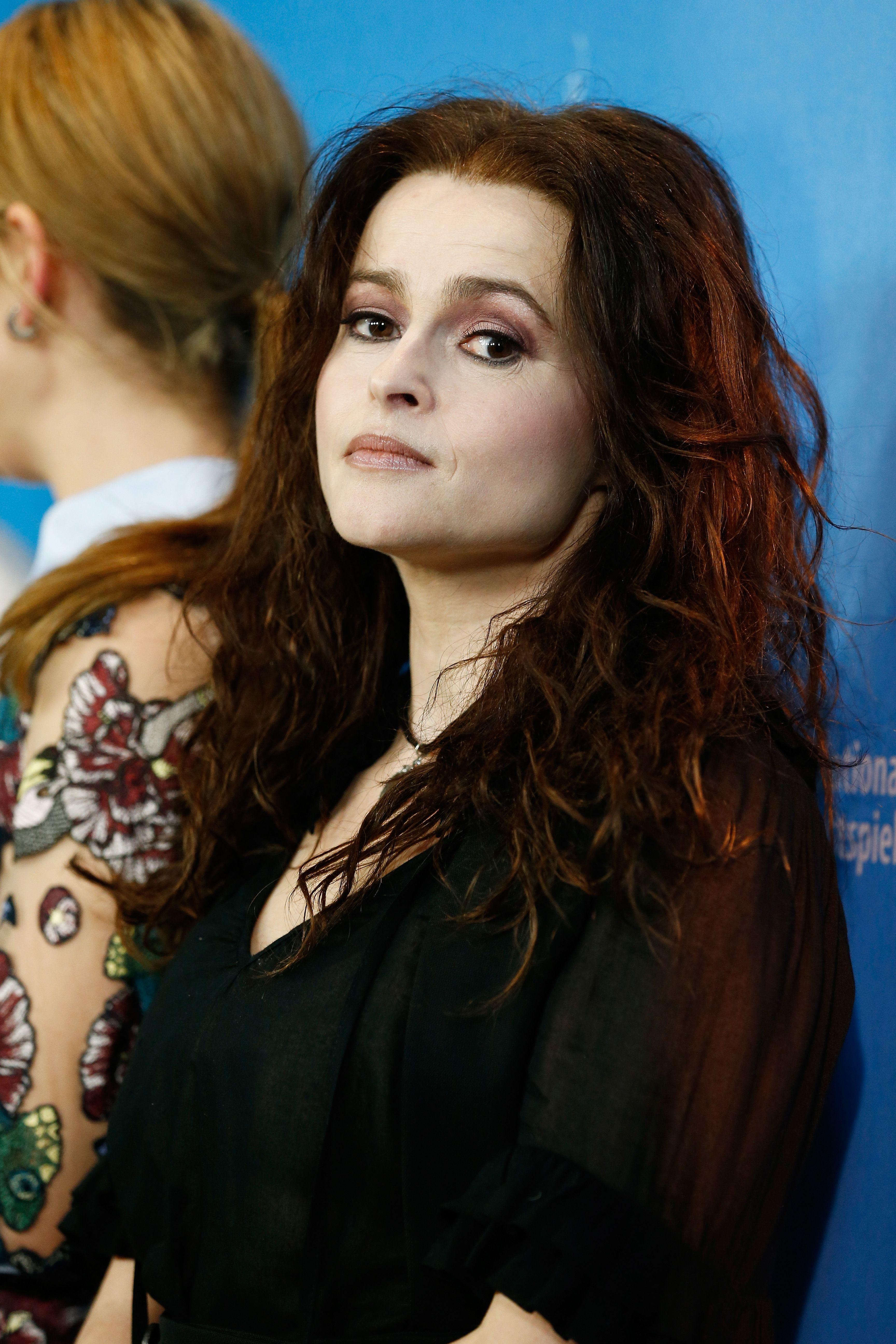beauty helena bonham carter, best actress ever!!   favorite