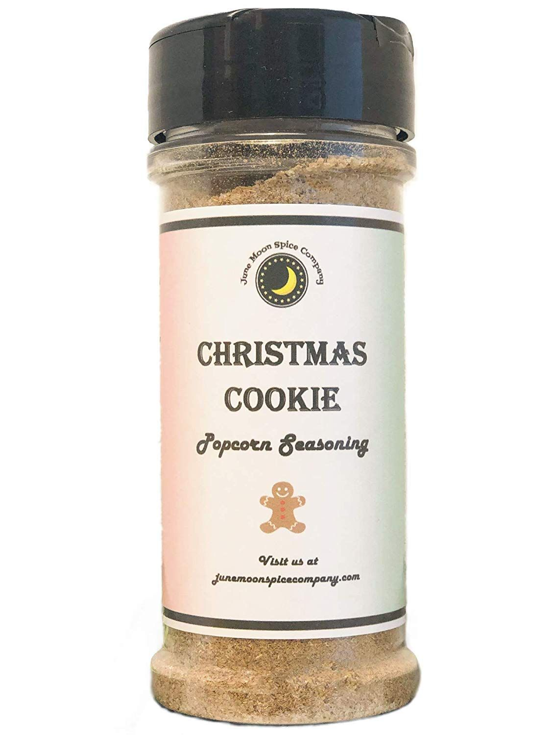 CHRISTMAS COOKIE Popcorn Seasoning CRAFTED in Small